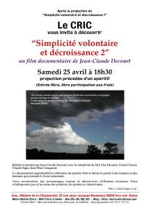 Simplicite volontaire 2