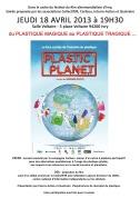 Soirée Plastic Planet