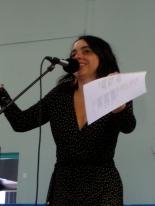 Marie au chant