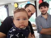 Léon, Denis et Guillaume