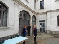 Aurore, Rodolphe et Céline