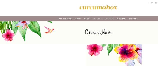 curcuma box